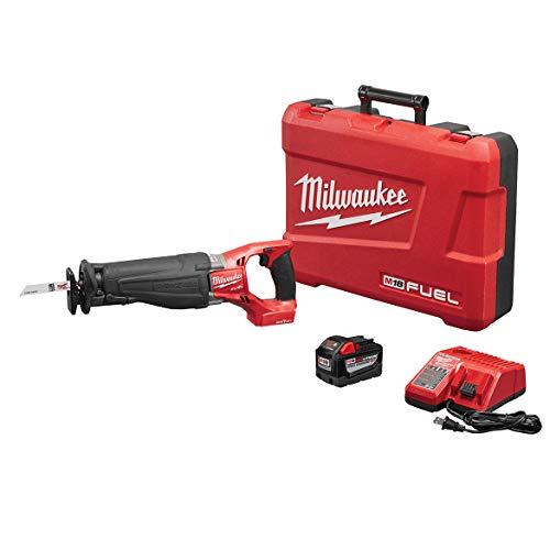 Milwaukee Electric Tools 2721-22HD Fuel Sawzall