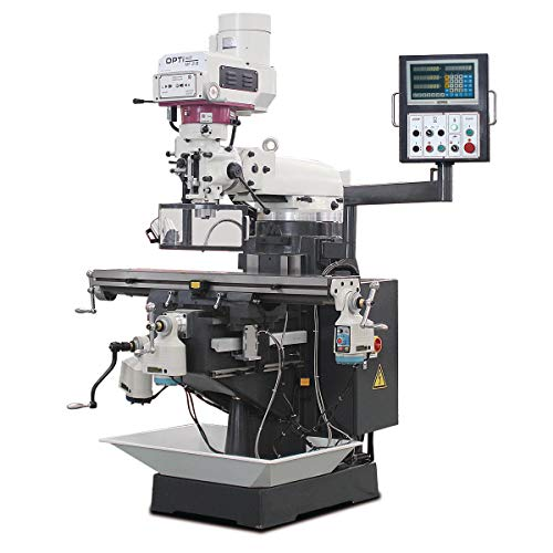 Optimum OPTImill MF 2-B - Bohr-Fräsmaschine