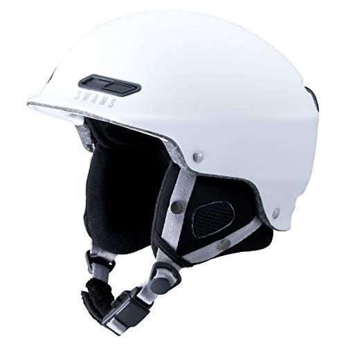 SWANS(スワンズ) ヘルメット フリーライド 大人用 軽量モデル スキー スノーボード H-60S W S(53cm-56㎝)