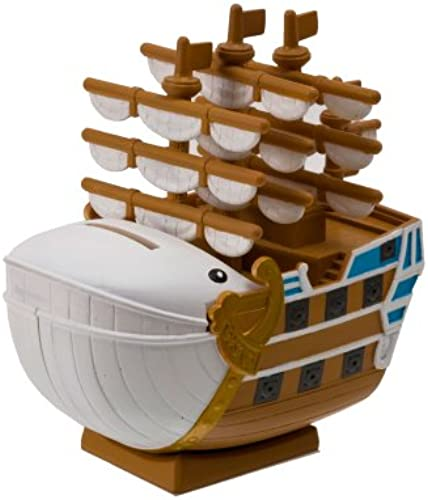 One Piece Chara Bank Pirate Ship Series Moby-Dick