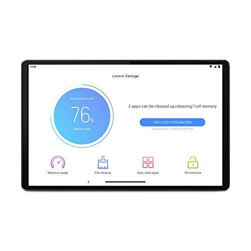 Lenovo Tab m10 fhd Plus 26.2 cm (10.3') mediatek 4 GB 128 GB wi-fi 5 (802.11ac) 4g LTE Gray Android 9.0