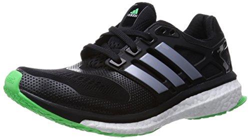 adidas Los zapatos corrientes de funcionamiento de la energía Boost Esm 40 Eu para Negro 6.5 Reino Unido
