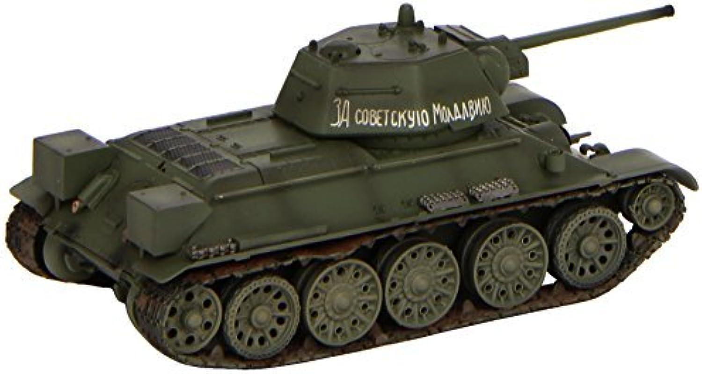 la red entera más baja MRC 1 1 1 72 T-34 76 Model 1943 Autumn Tank  gran venta