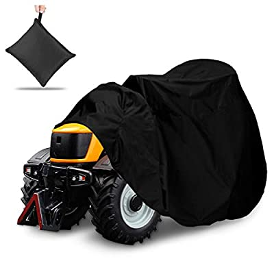 NASUM Outdoors Lawn Mower Cover -Tractor Cover ...