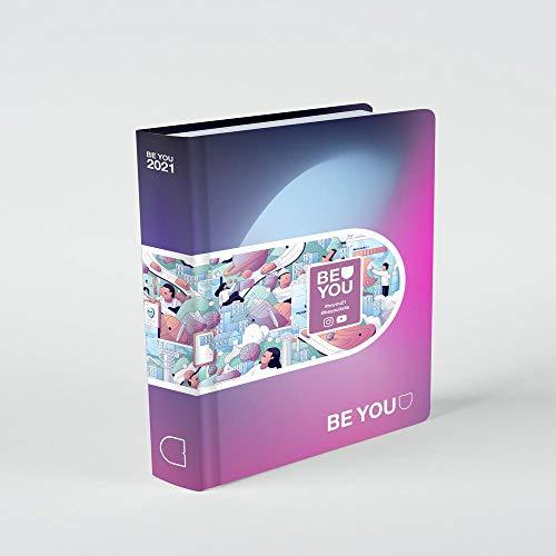 Be You - Diario 2020/2021 - Meme colore dark mode - Giochi Preziosi
