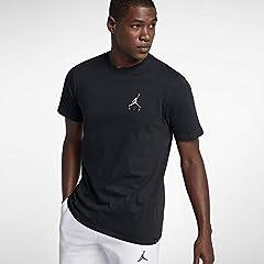 NIKE Air Camiseta Manga Corta Hombre Negra