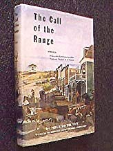 The Call of the Range, The Story of the Nebraska Stock Growers Association
