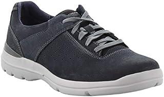 حذاء أكسفورد سادة عند الأصابع من Rockport Men's, City Edge