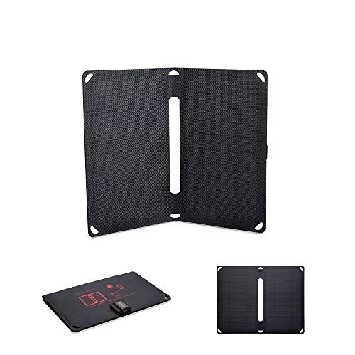 Voltaic Systems - Arc 10 Watt USB Solar Charger | Powers Phones, Tablets, & More | Charges Your Device as Fast as at Home