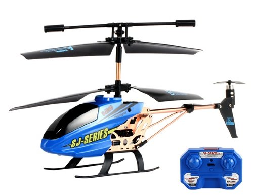 SJ-Series SJ200 Dual-propeller Coaxial Digital Scale RC Helicopter Model with Light by ARETAIL
