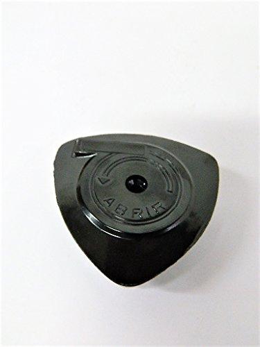 Moncasa Bouton de Serrage Noir Cocotte Minute Autocuiseur Couvercle POIGNEE DE Serrage
