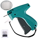 Tagging Gun for Clothing, Standard Retail Price Tag Attacher Gun Kit for Clothes Labeler with 6...