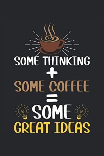 Notizbuch : Kaffee, Capuccino, Espresso, Barista, Kaffeeliebe,: 120 Seiten liniert - Notizbuch, Skizzenbuch, Tagebuch, To Do Liste, Zeichenbuch, zum planen, organisieren und notieren.