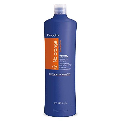 Fanola shampoo NO ORANGE Antinaranja 1000 mL 1 L -...