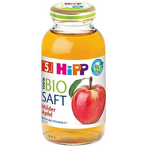 HiPP Milder Apfel Bio, 6er Pack (6 x 200 ml)