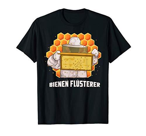 Imker | Imkerei Imkereibedarf Honig Bienenflüsterer T-Shirt