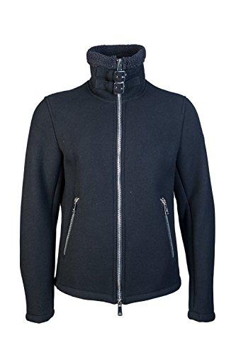 Armani Jeans Herren Blouson Jacke blau navy Gr. X-Large, navy