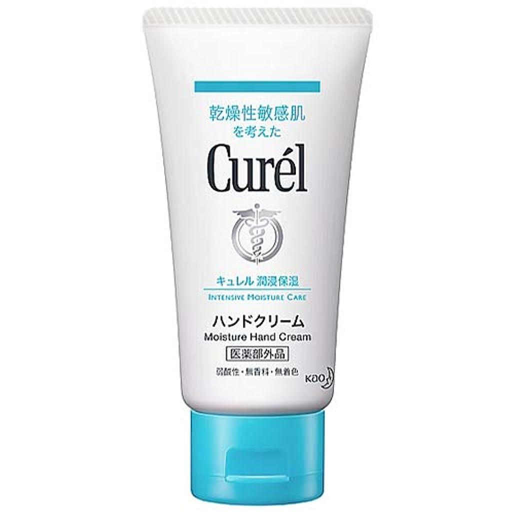 蜜適切に休眠キュレル CUREL ハンドクリーム 50g [並行輸入品]