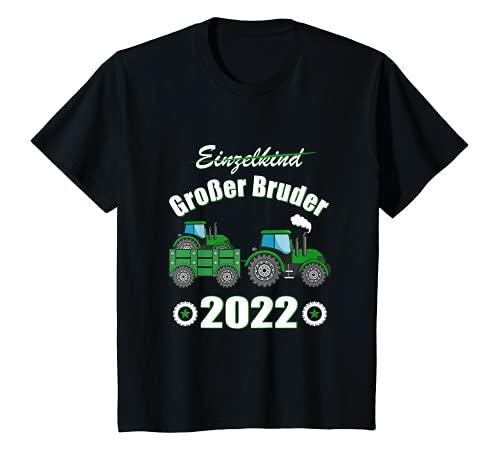 Kinder Bruder Traktor - Großer Bruder 2022 T-Shirt