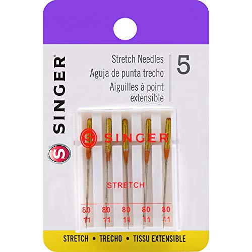 Great Features Of SINGER Size 80/11 Stretch Sewing Machine Needles (Renewed)