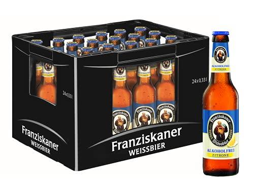 Franziskaner Alkoholfrei Zitrone...