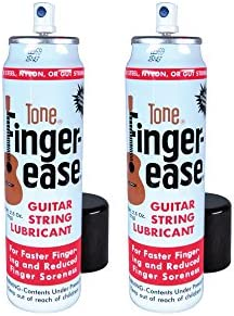 2-Pack Tone Fingerease Guitar String Lubricant