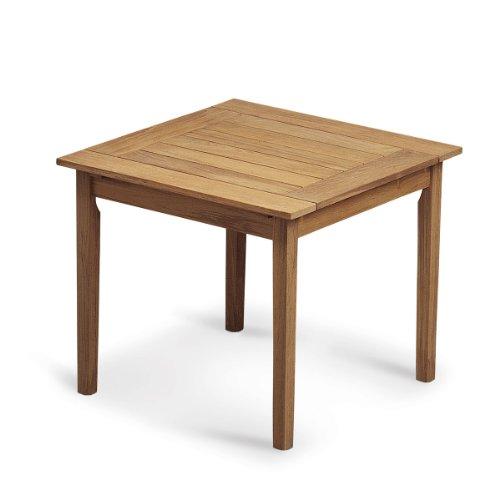 Skagerak Drachmann Tisch Teak 86x86 cm Gartentisch S1042010
