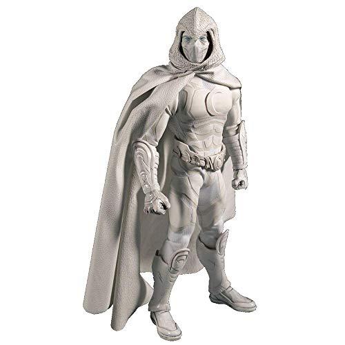 Figura Moon Knight 17 cm. One: 12. Marvel Cómics. Mezco Toyz