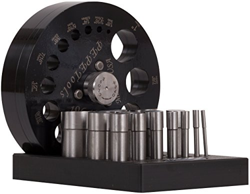 Pepetools 196.10A Premium 14 Piece Disc Cutting Kit