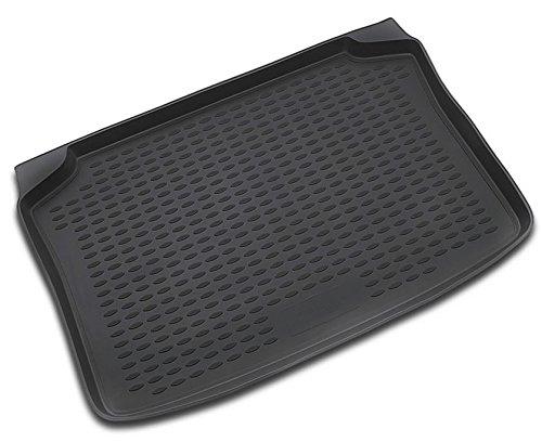 AD Tuning TMP30011 Passform Kofferraumwanne, Anti-Rutsch Oberfläche, schwarz