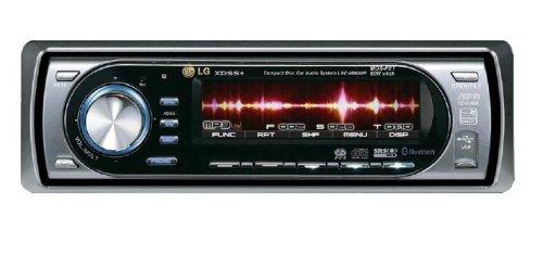 LG LAC M 9600 R MP3-CD-Tuner schwarz
