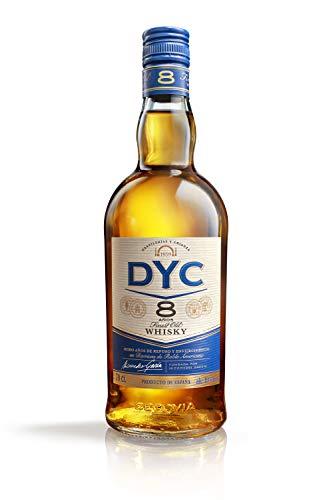 Dyc 8 Años Whisky Nacional, 40%, 700ml