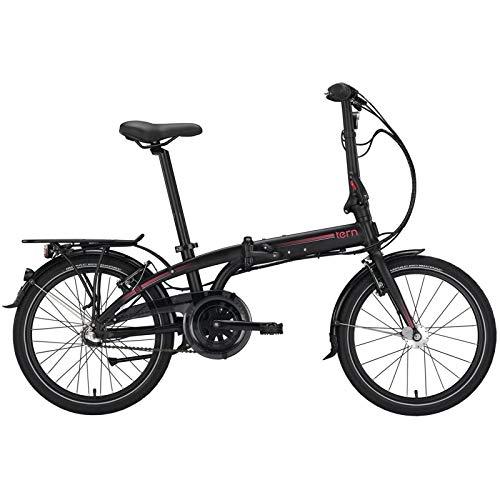 "Tern Unisex Fahrrad Link C3i Faltrad, 3 Gang, 20\"", Schwarz, CB19PFCO03HDR"