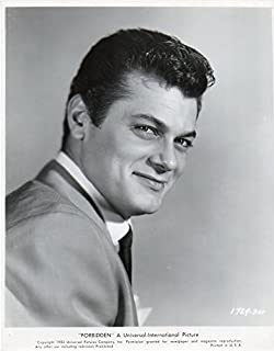 forbidden tony curtis