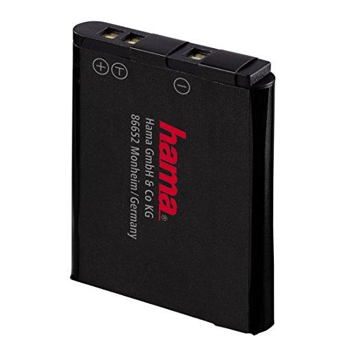 Hama 00077395 batería Recargable - Batería/Pila Recargable (Ión de Litio, 600 mAh,...