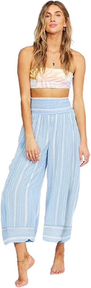 Billabong All Lined Up Pants Blue Wink MD