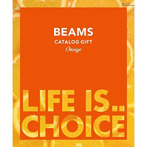 BEAMSCATALOGGIFTビームスカタログギフトOrangeオレンジ3,000円コース