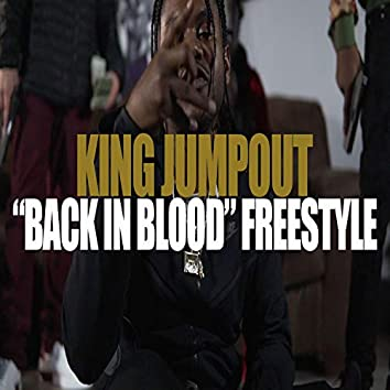 back in blood freestyle