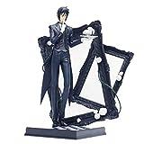 ZFF-DM Anime (Figura de acción) Figura Negro mayordomo Sebastián Michaelis Animado Modell PVC - Anime Fans, la Primera opción for los Regalos 2020 nuevos 2.0 (Color : Sebastian Michaelis)