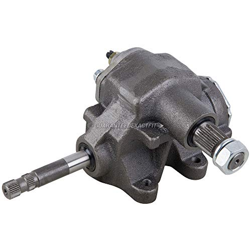 New Quick Ratio Manual Steering Gear Box Gearbox For AMC Jeep GM Replaces Saginaw 505 - BuyAutoParts 82-70031NQ New