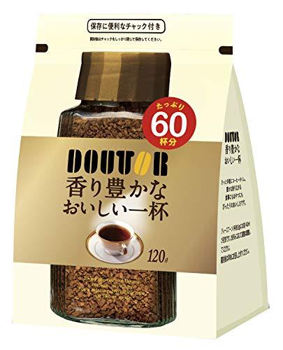 香り豊かなおいしい一杯 詰替用 120g×3袋