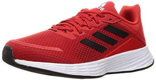 adidas Herren Duramo SL Running Shoe, Vivid Red/Core Black/Solar Red, 42 EU