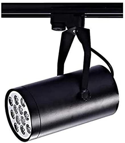 GDEVNSL Lámpara de Techo empotrada en el Techo con luz LED Moderna de 12W