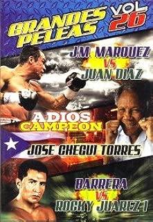 Vol. 26-J.M. Marquez Vs Juan Diaz