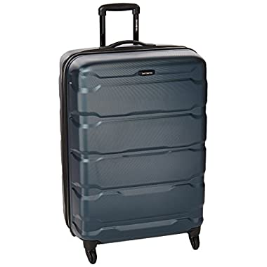 Samsonite Omni PC Hardside Spinner 28, Teal, One Size