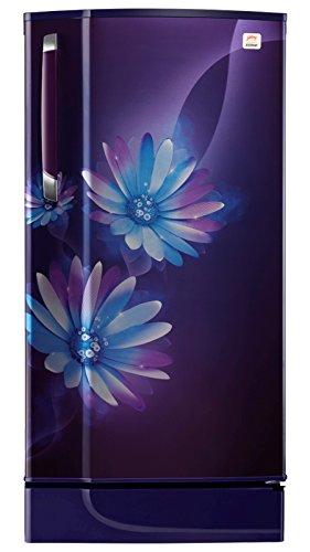 Godrej 221L 3 Star Direct-Cool Single-Door Refrigerator (RD ESX 236 TAF 3.2, Daisy Purple)