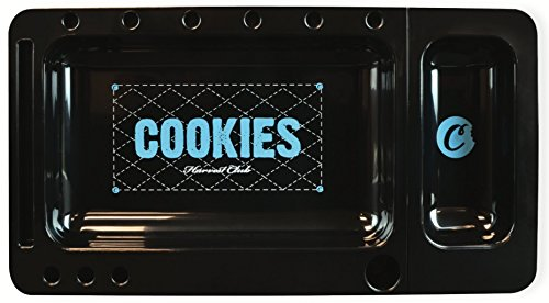 Cookies SF Rolling Tray 2.0 Black