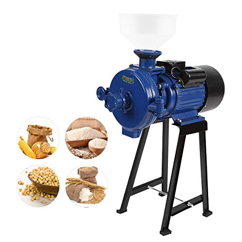 BEAMNOVA 1500W Grain Mill Wet Grinder Molino de Maiz Electric Food Grinder for Corn Flour Rice Nut