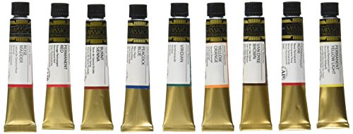 Mijello Mission Gold Water Color Intro Set, 9 Colors