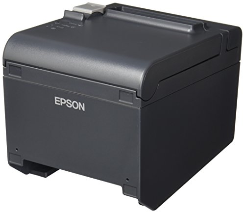 Epson TM-T20II Direct Thermal Printer – Monochrome – Desktop – Receipt Print C31CD52062